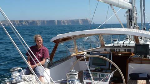 Eleanda, Hamble Point to St Tropez Log 2008