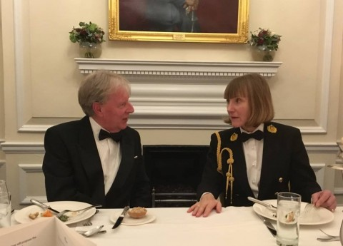 FITTING OUT DINNER, 12 MARCH 2018