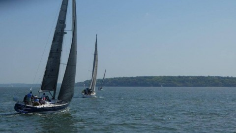Annual inter-Livery Regatta, Cowes