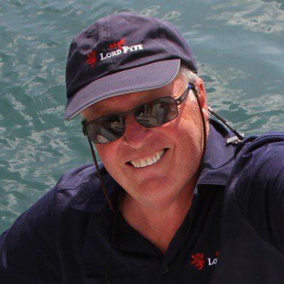 Past Commodore Mike Slack