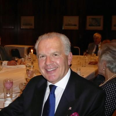 Past Commodore John Absalom