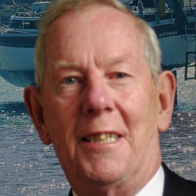 Rear Commodore Group Captain Peter Bingham