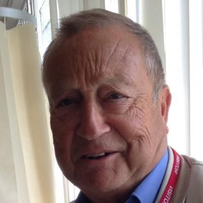 Vice Commodore Colin Simpson